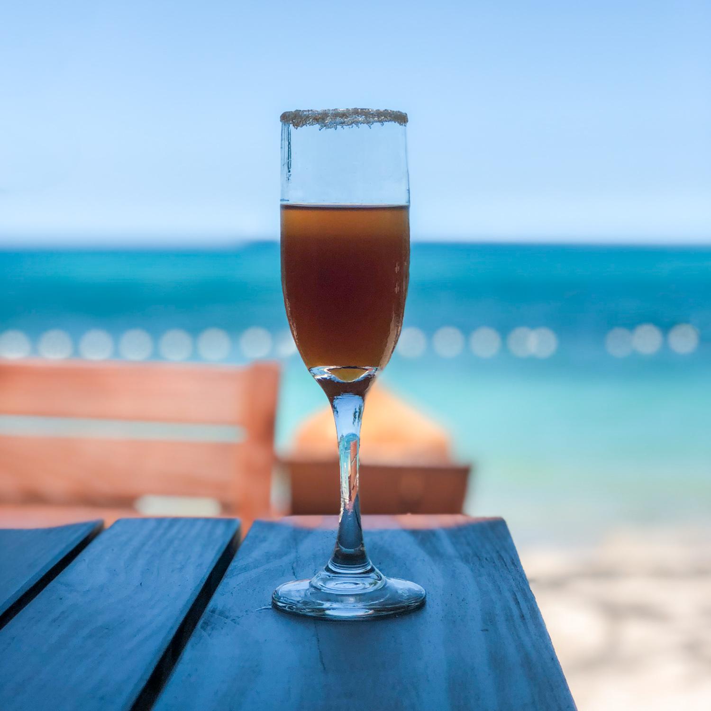 Blue Island Restaurant, Punta Rucia, Dominican Republic