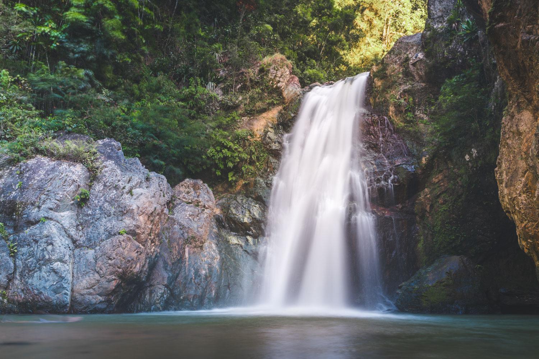 Salto Jimenoa, Jarabacoa, photo by  Nick Argires , The Dominican Republic Ministry of Tourism