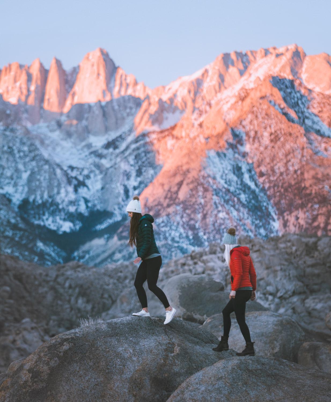 2019 Eddie Bauer Winter Campaign