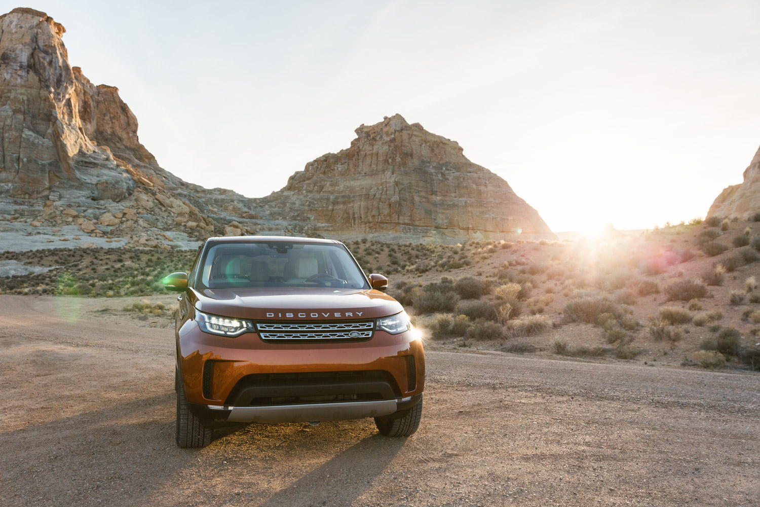 2018 Land Rover Discovery Campaign