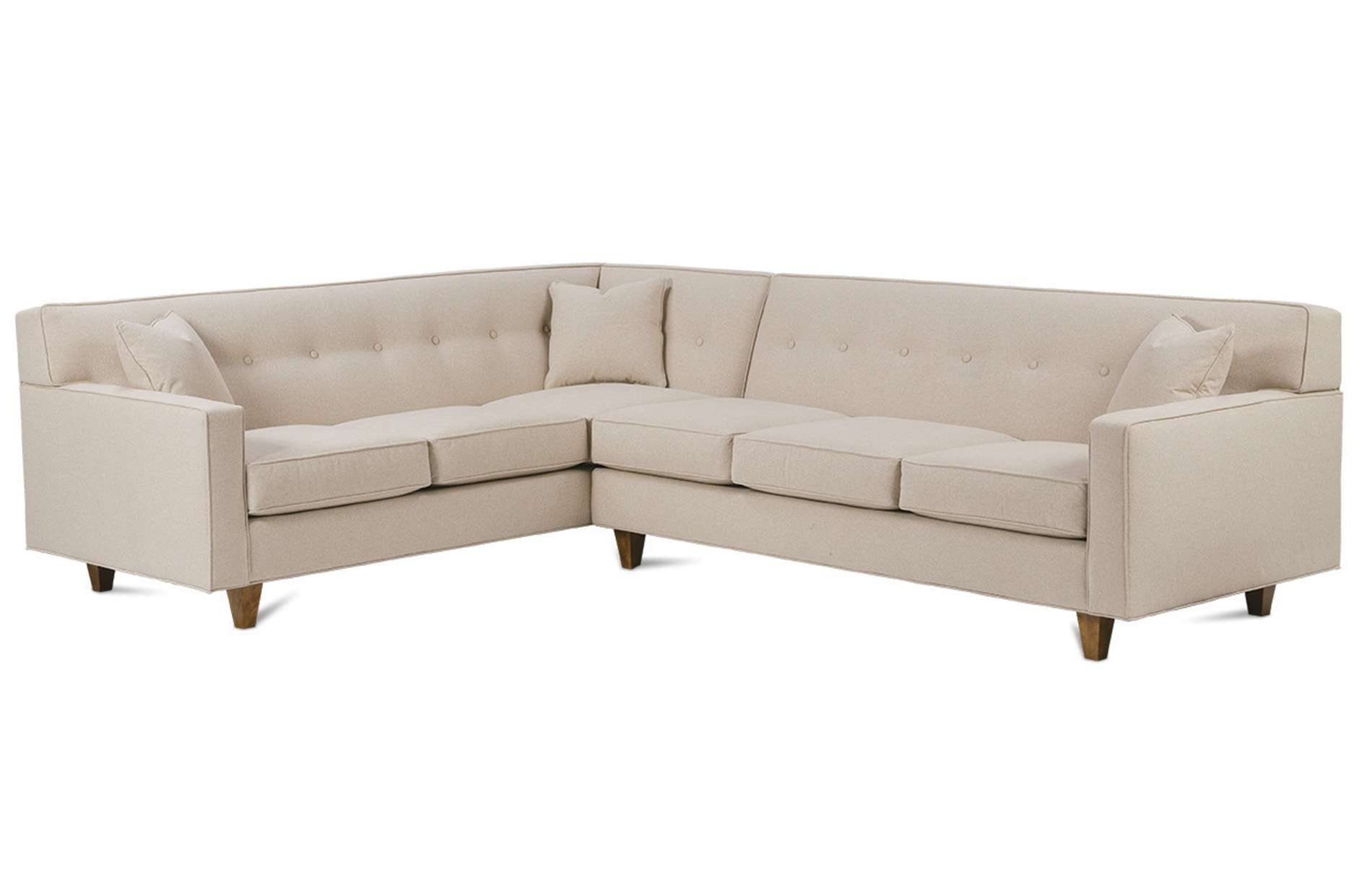 Dorset Sectional, starting at  $2199