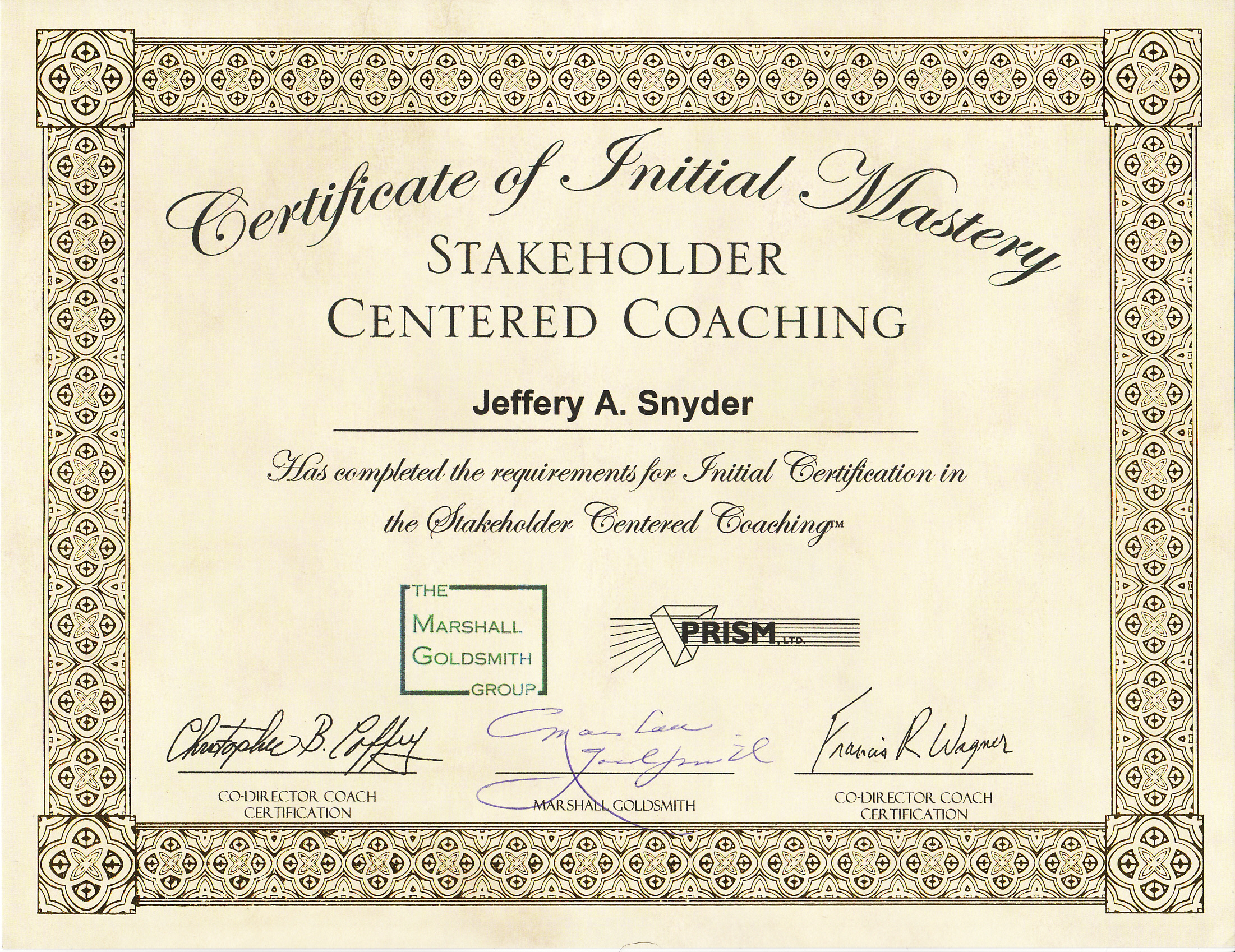 Jeff-Snyder-Certified-Stakeholder-Centered-Coaching
