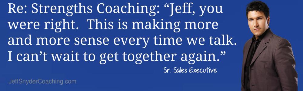 Strengths Coach
