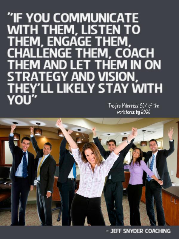 Millennial Coaching