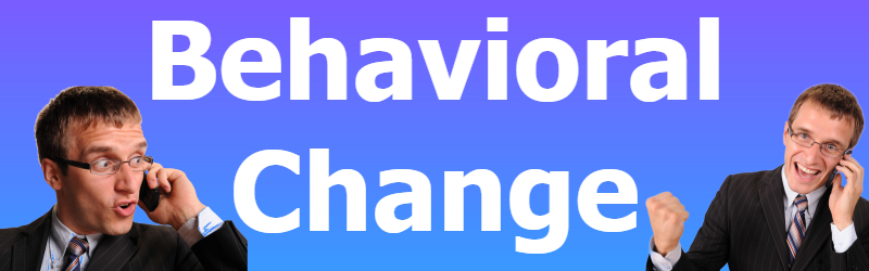 Behavioral Change
