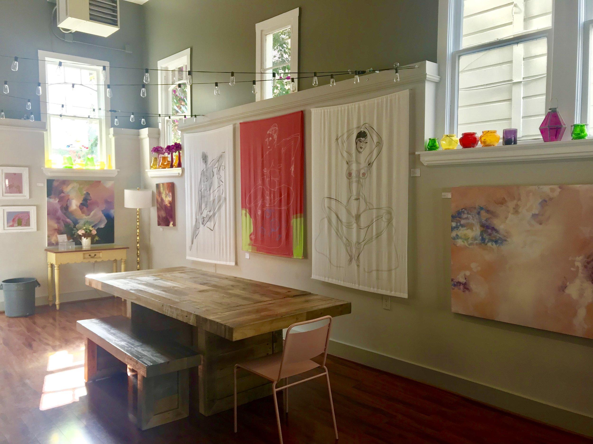 October 2018 at Spark Arts Gallery