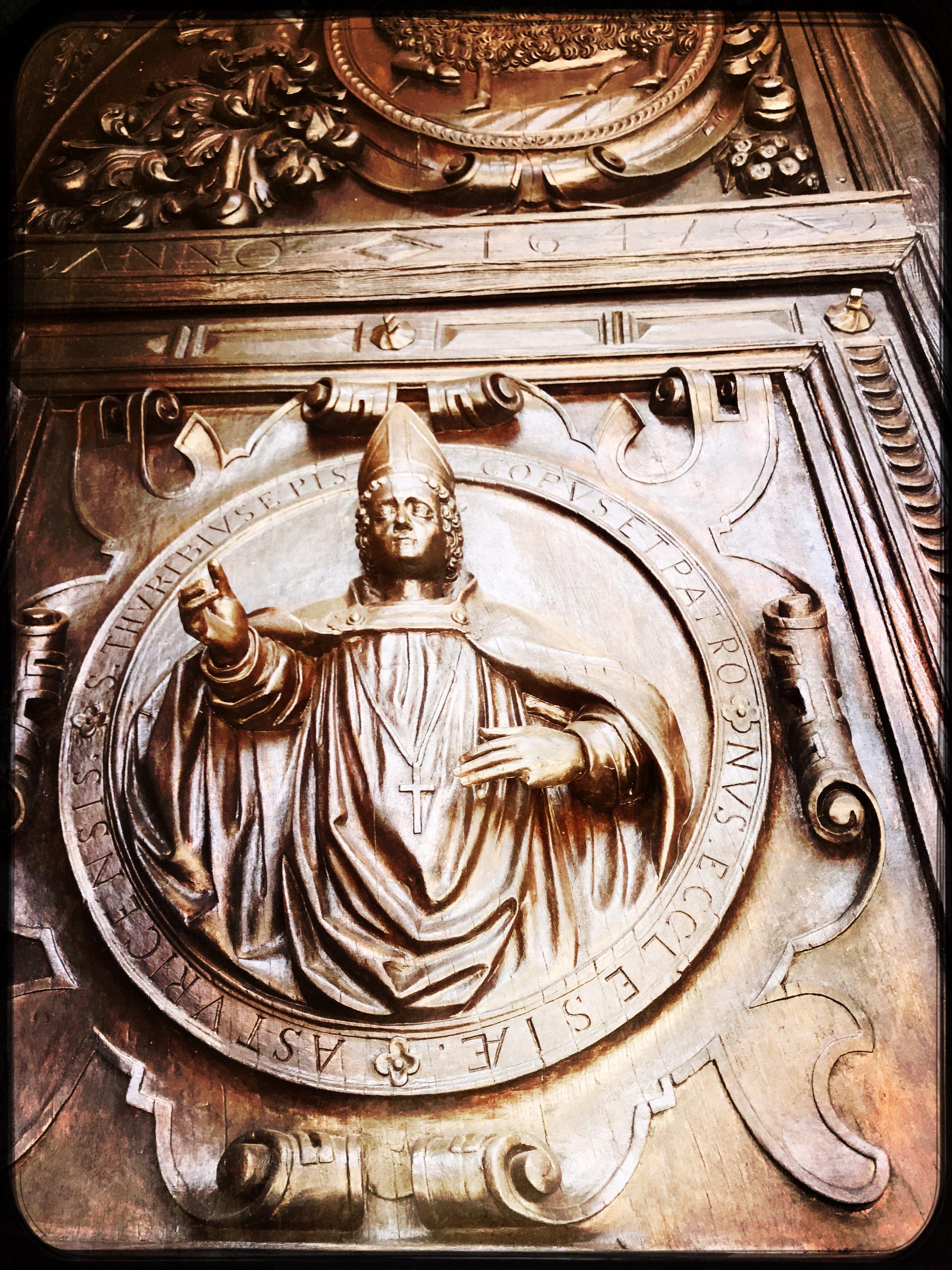 The opulence of Santiago de Compostela