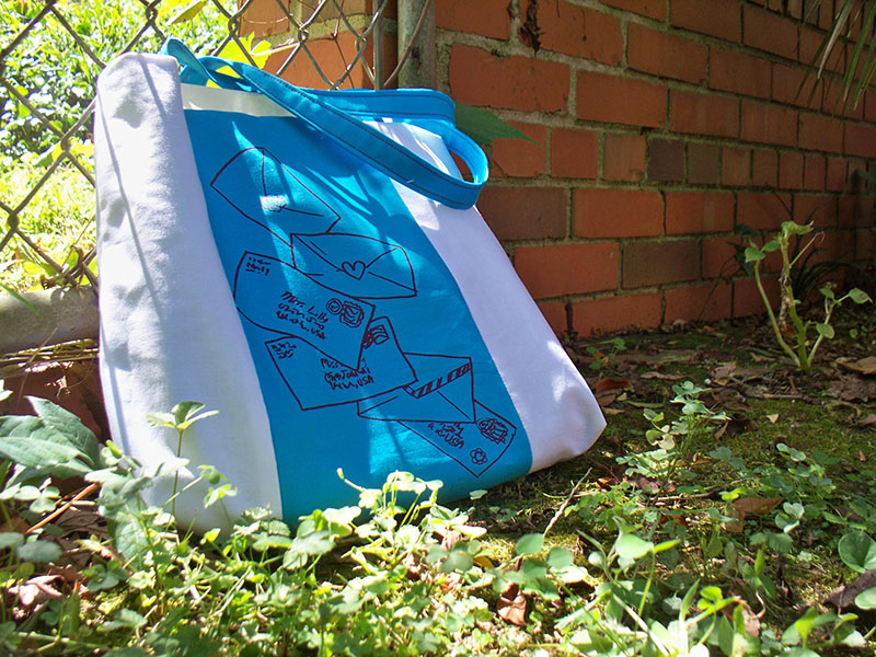 Snail Mail Bag Prototype