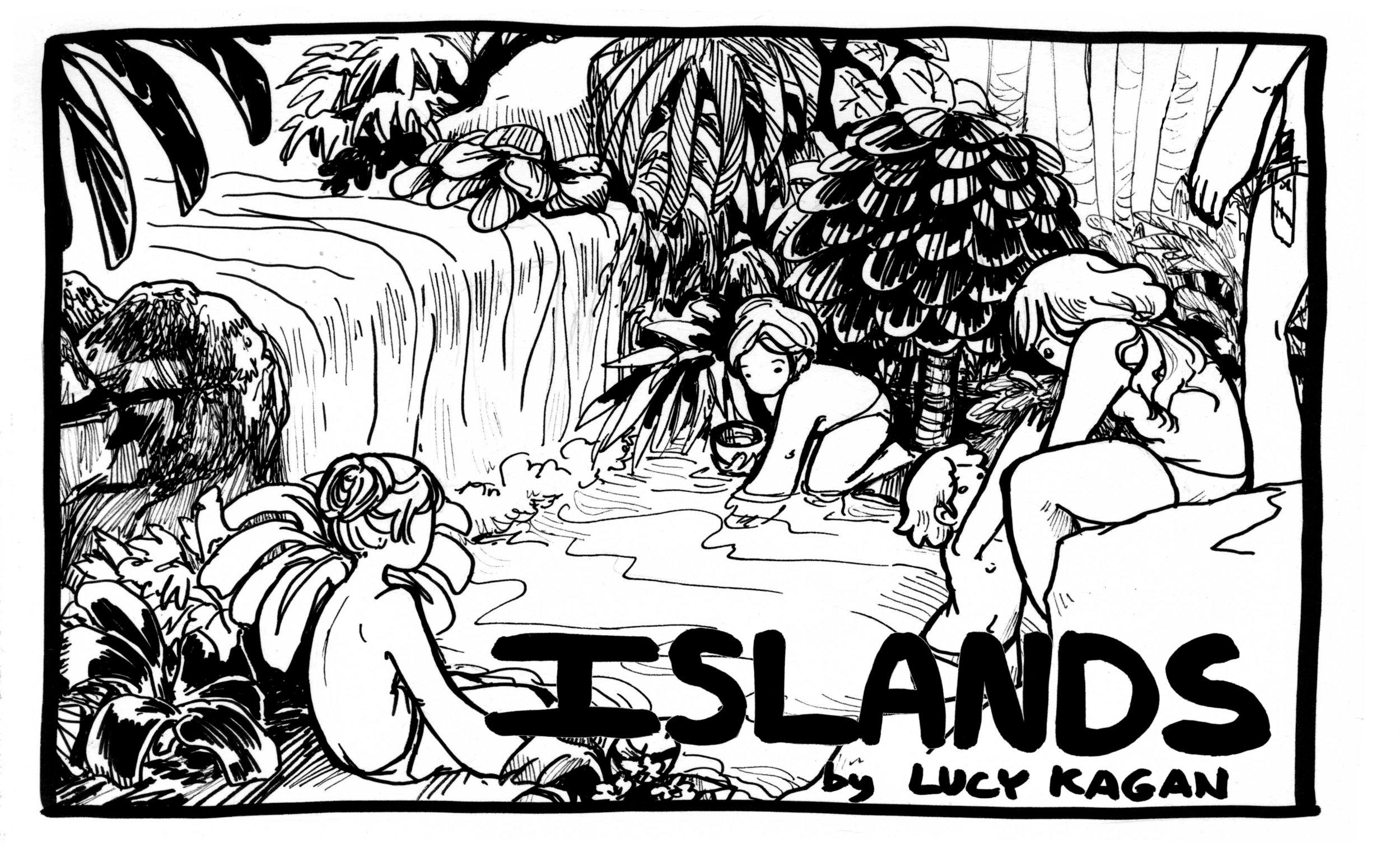 Islands (Minicomic)