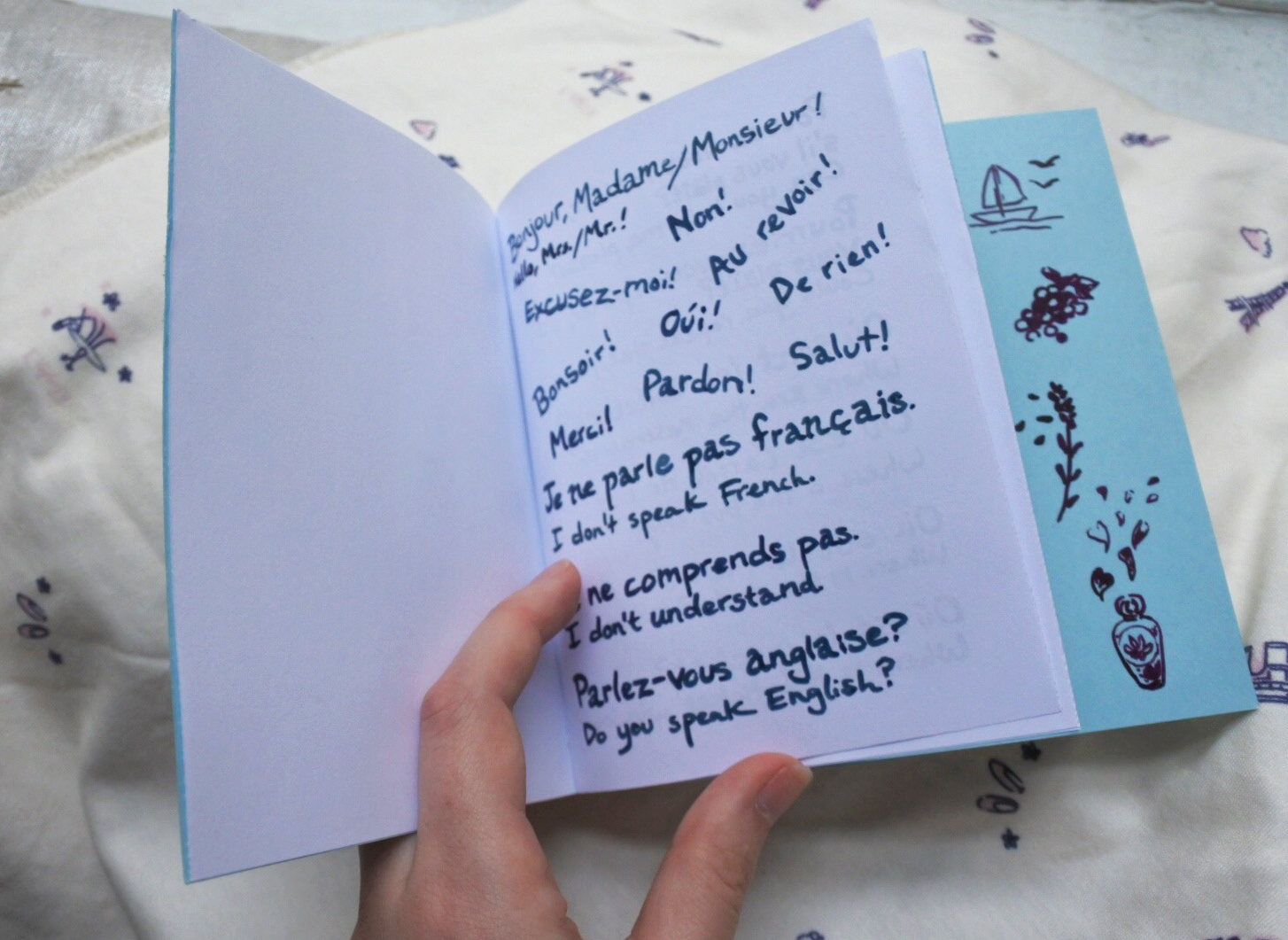 Pocket French Phrasebook