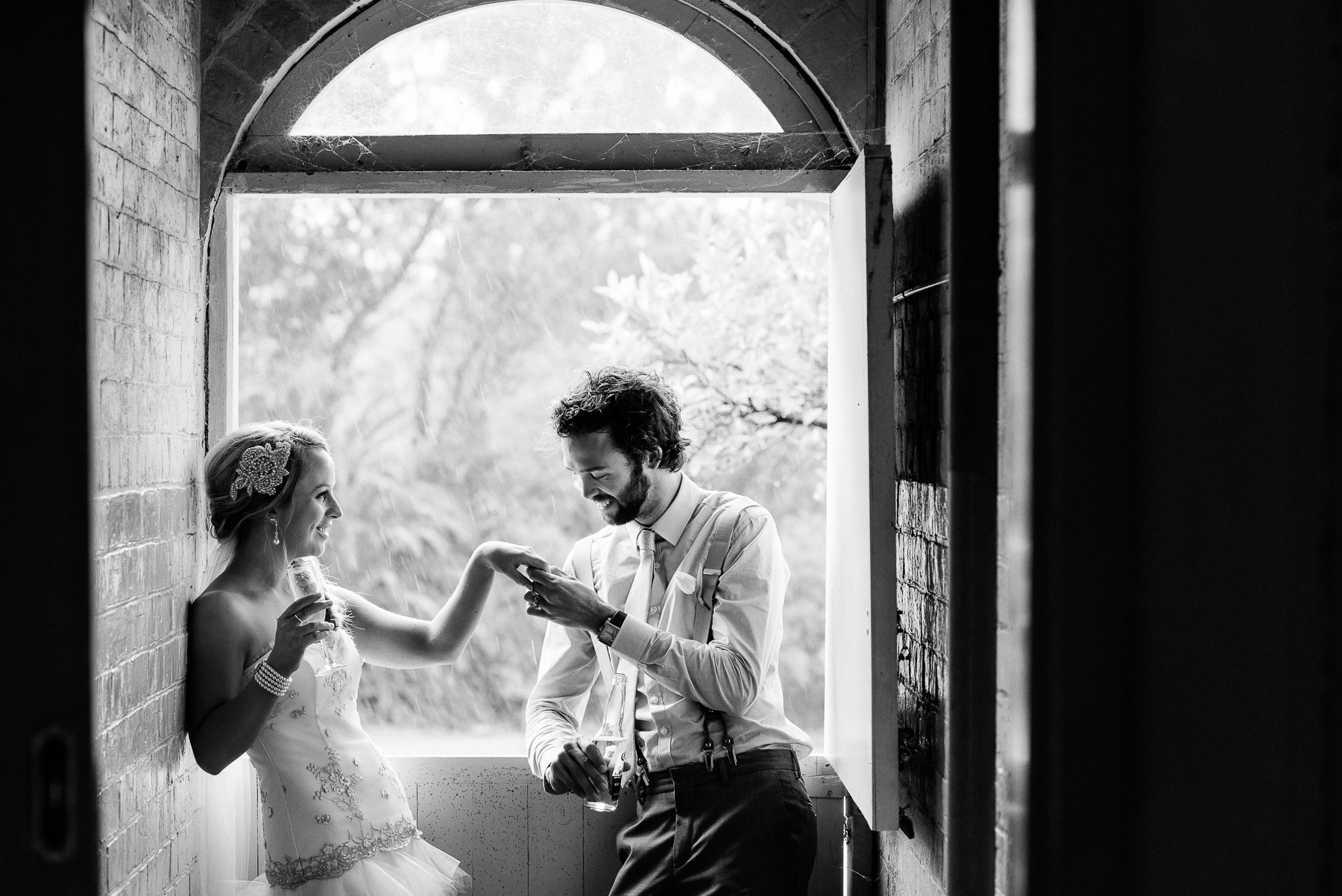 Wedding Photography at the Homestead at Perricoota Station, Echuca