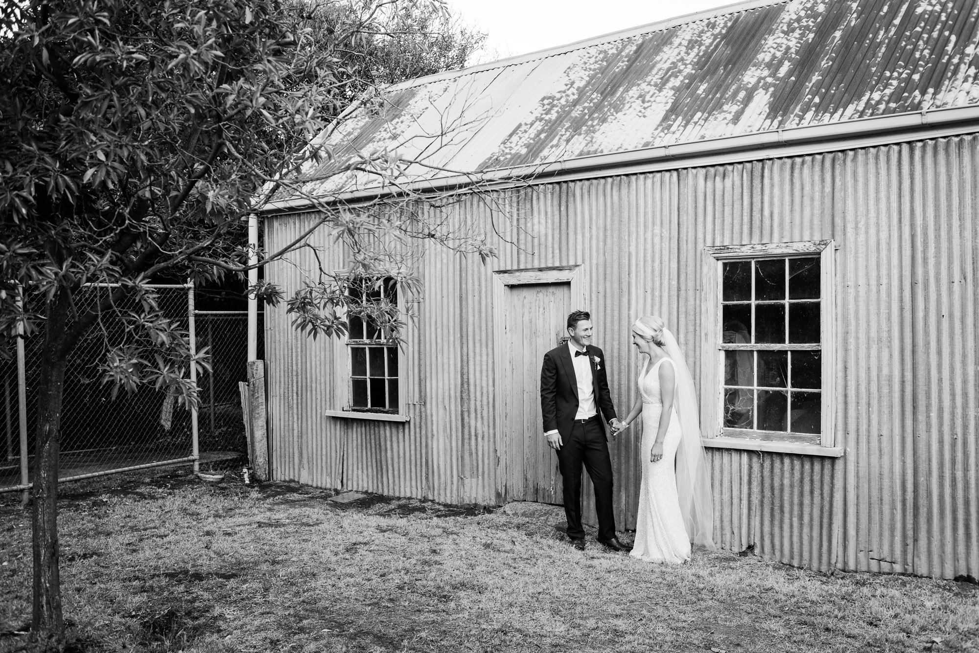 Wedding Photography at Perricoota Station, Echuca