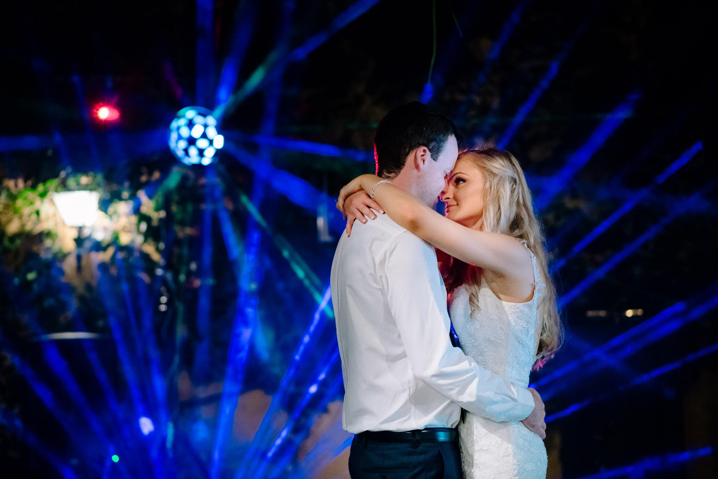 First Dance Radcliffes - Echuca Wedding Photographer