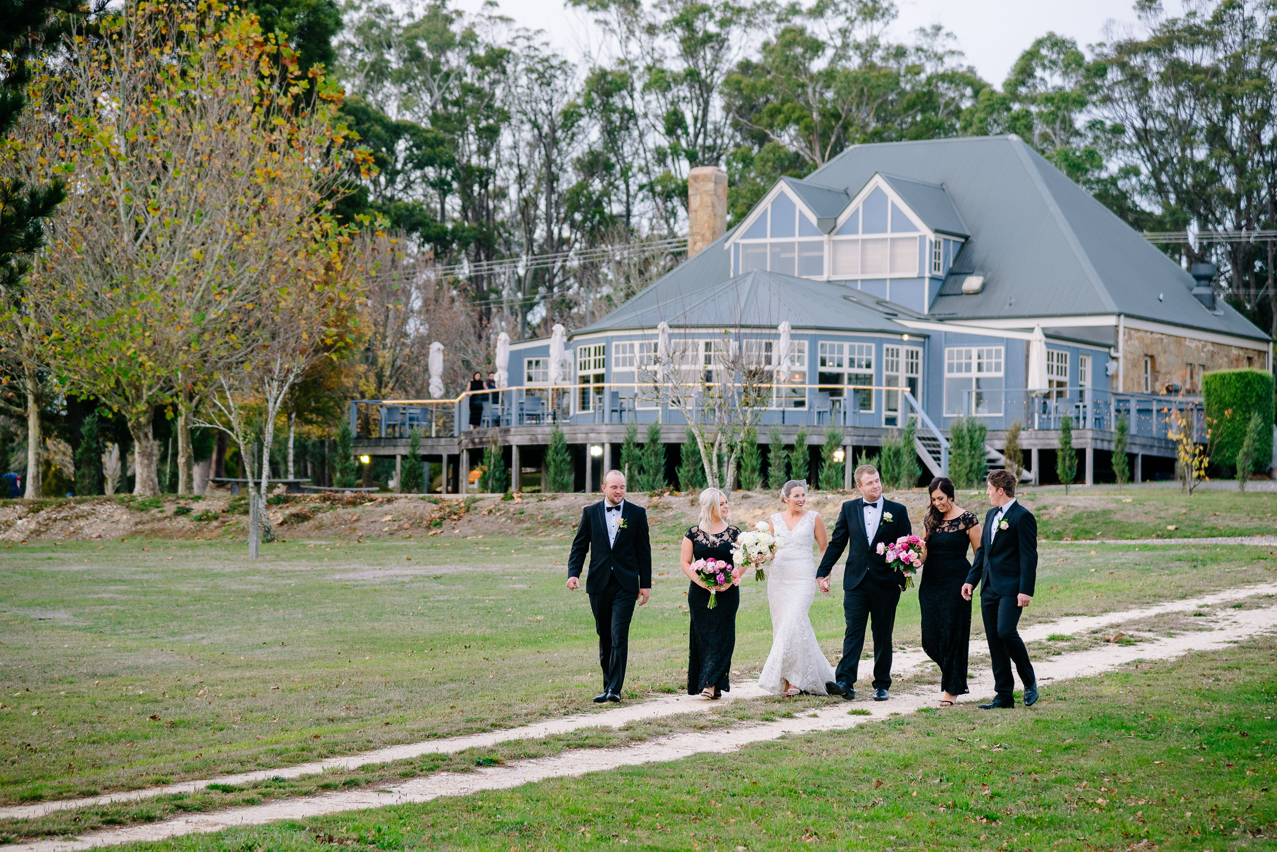 Sault Daylesford Wedding Photography Bridal Party