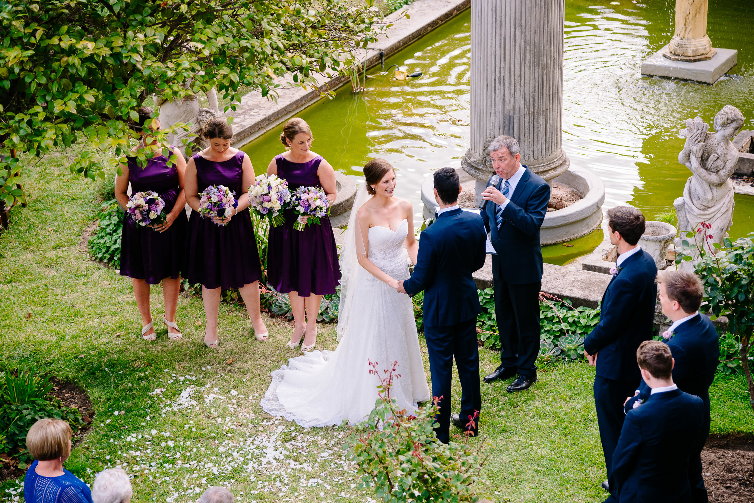 Fortuna Villa Garden Wedding
