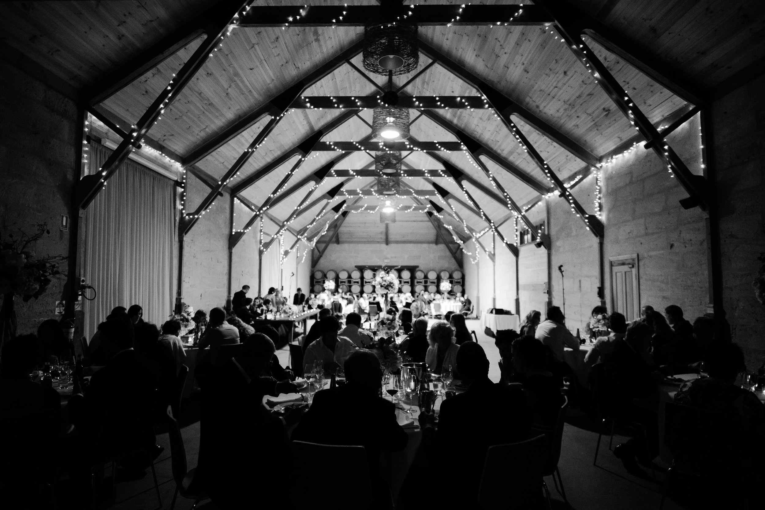 Wedding Reception at Sutton Grange Winery