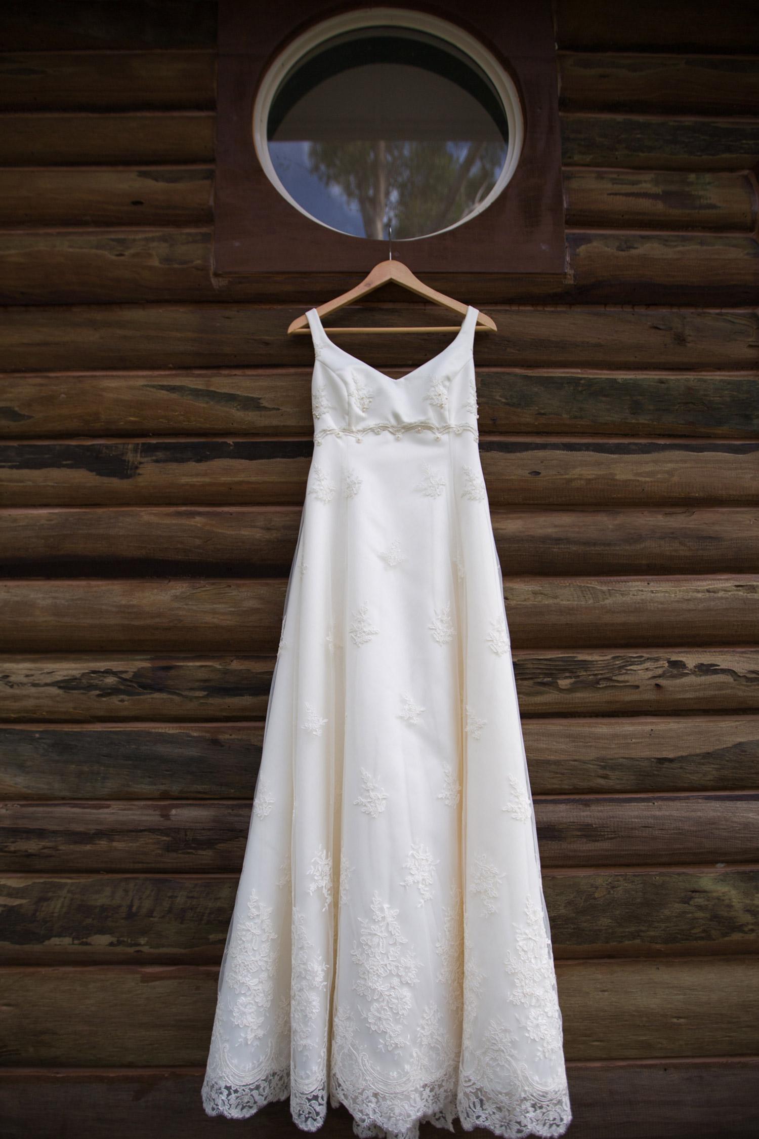 Wedding Dress Photographer Sunshine Coast