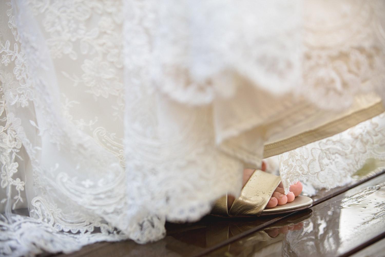Sunshine Coast Wedding Shoes Photography