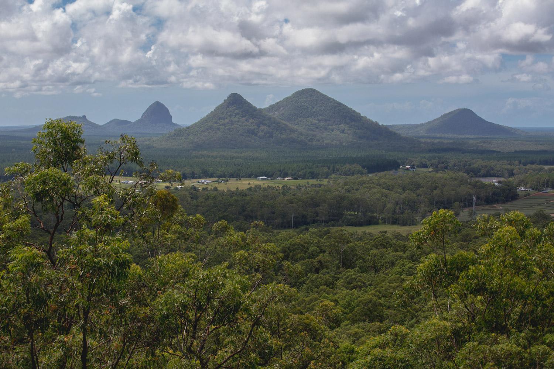 Glasshouse Mountains Sunshine Coast Wedding Photographer Brisbane