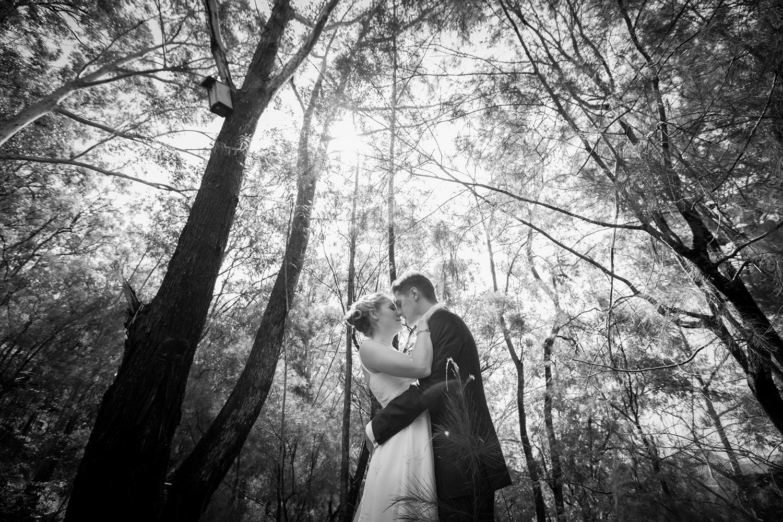 Wedding Photographer Glasshouse Mountains Australia