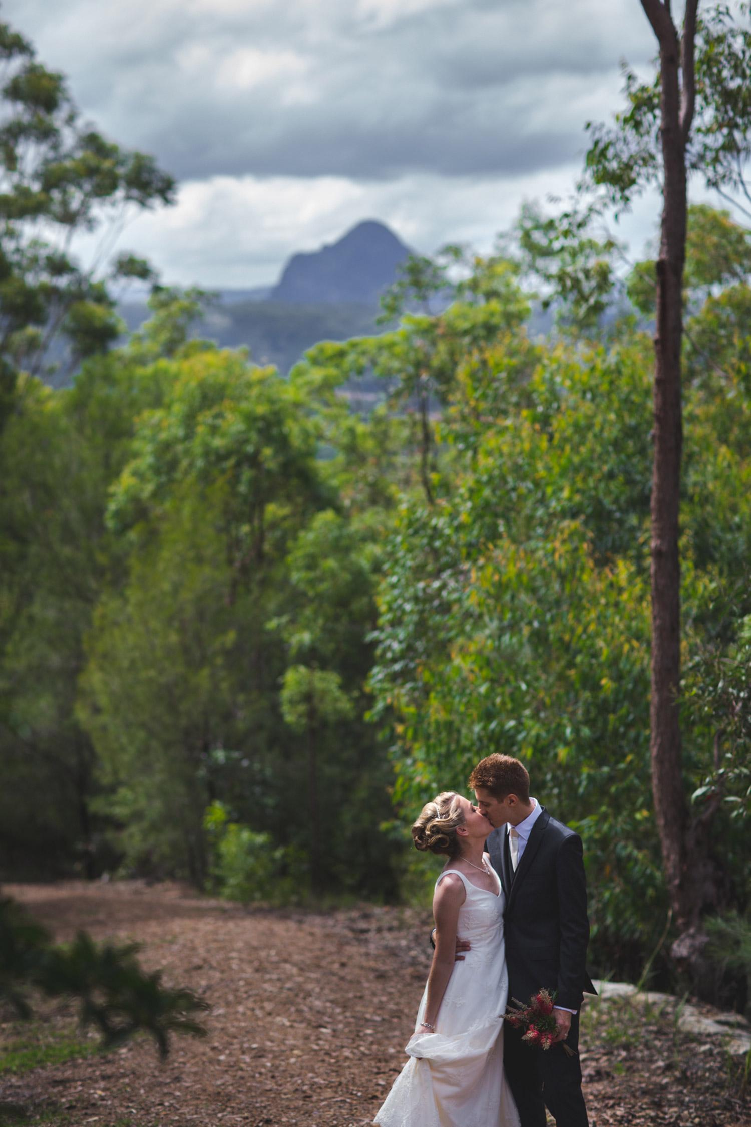 Wedding Photos Sunshine Coast Hinterland