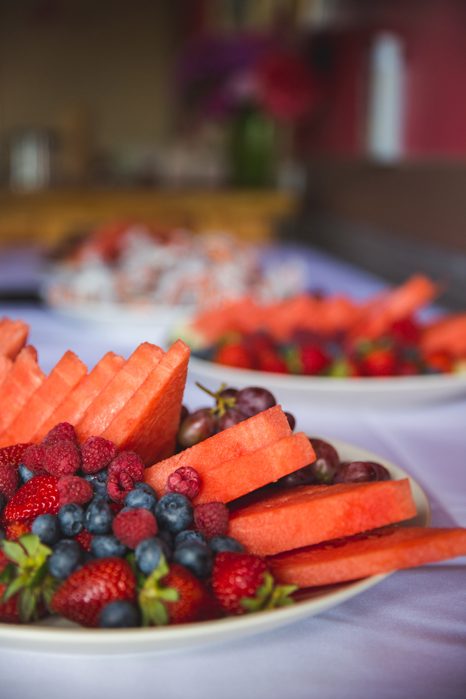 Wedding Food Uluramaya Retreat Glasshouse Mountains
