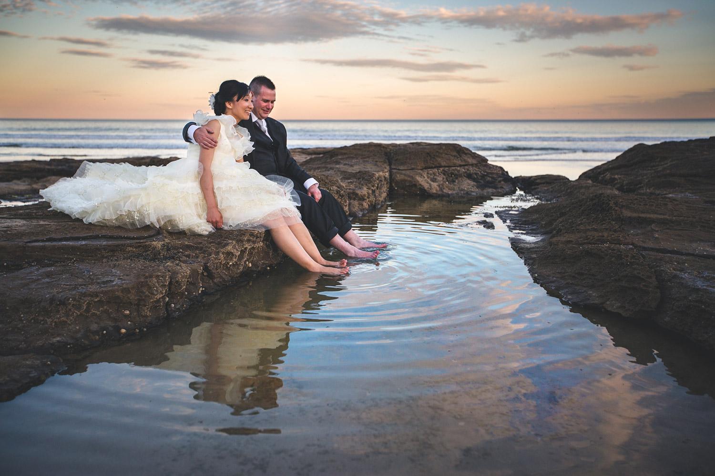 Sunshine Coast, Australian Destination Photographers - Noosa Heads Beach Wedding Elopement