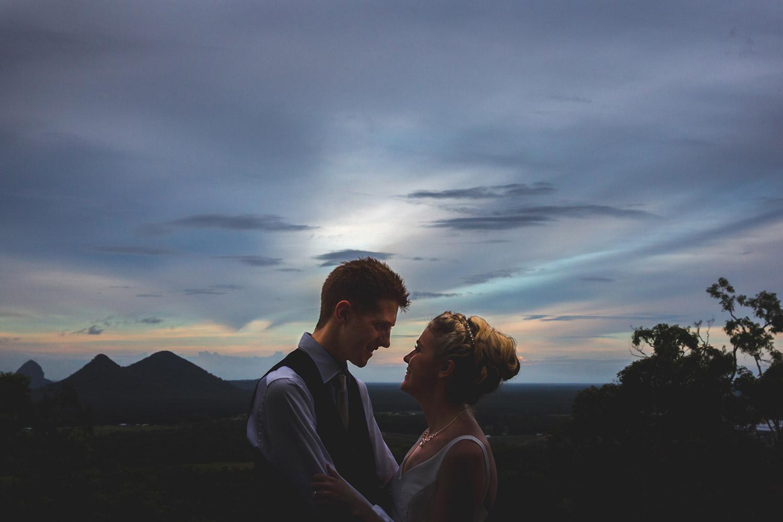 Glasshouse Mountains, Brisbane Pre Wedding Elopement Packages - Sunshine Coast, Queensland, Australian Destination Photographer