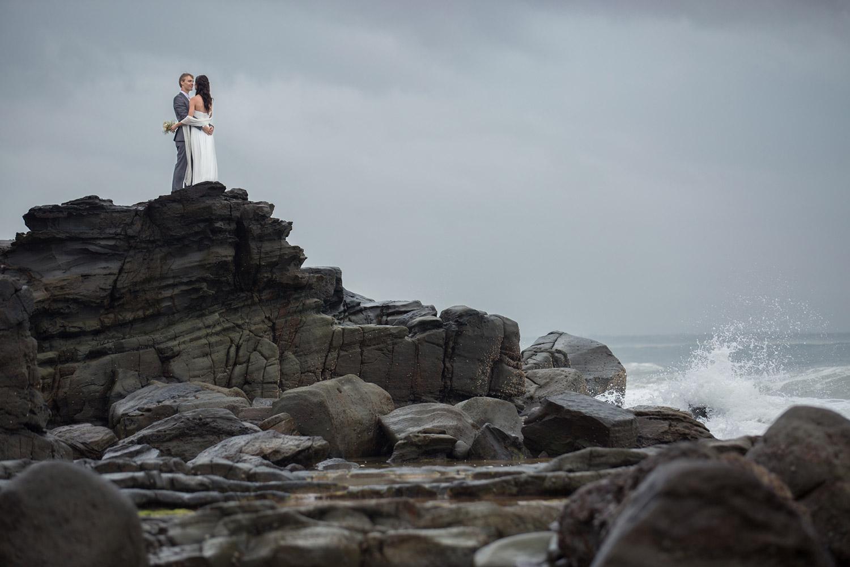 Best Mooloolaba Beach Pre Wedding Photography - Top Sunshine Coast, Brisbane Australian Destination Photographer