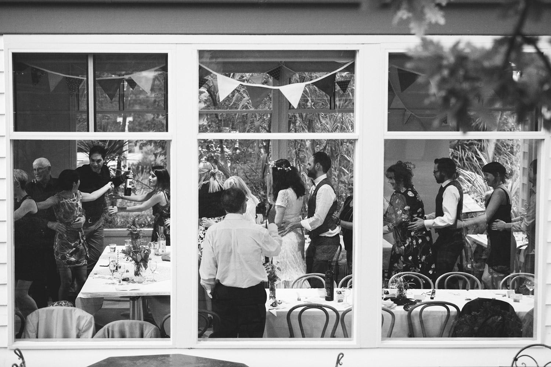 Maleny Wedding Reception Photographer - Sunshine Coast Hinterland
