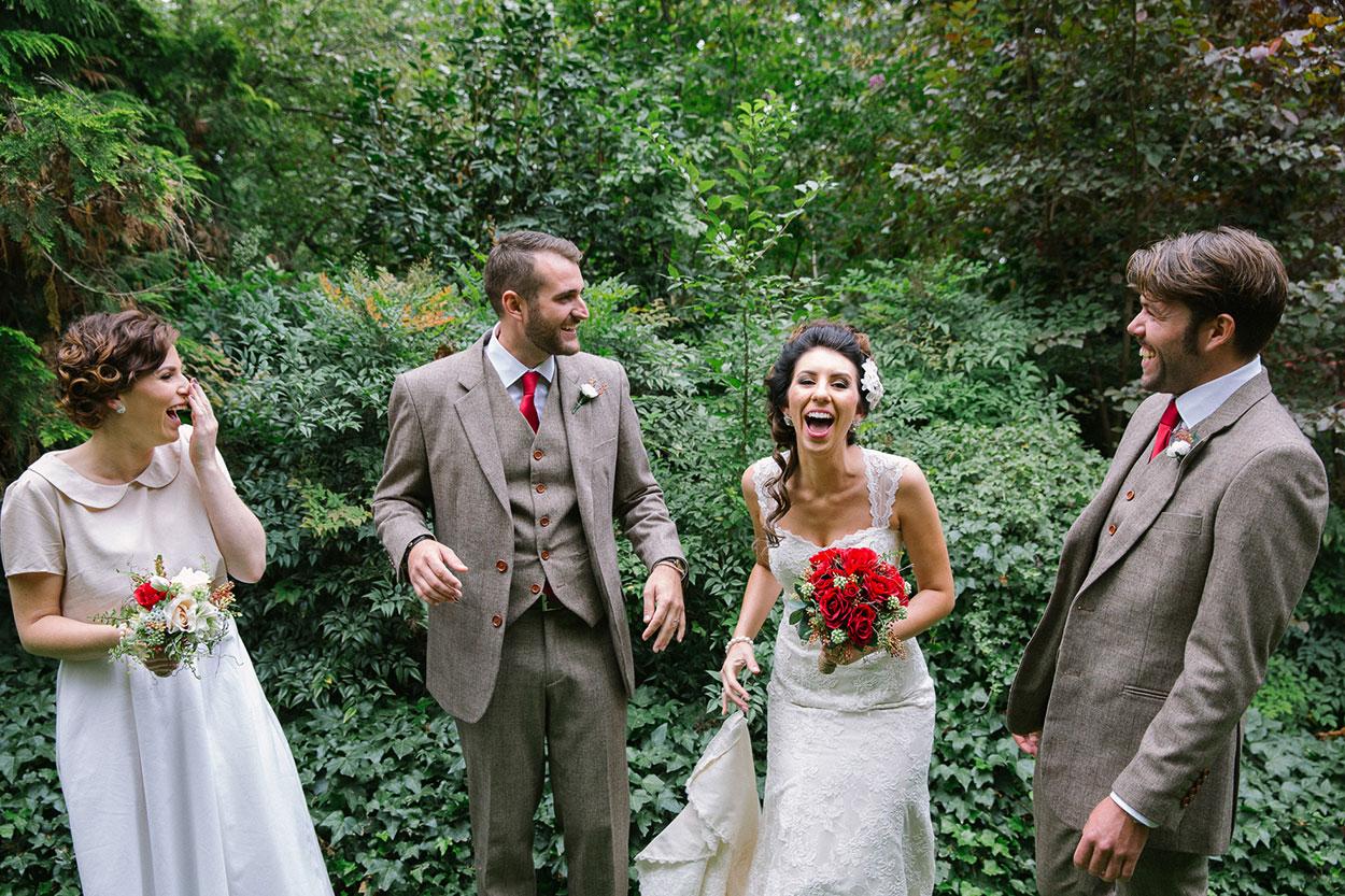 Happiness Destination Wedding Photographer,Brisbane - Noosa Hinterland Garden Pre Elopement, Australian