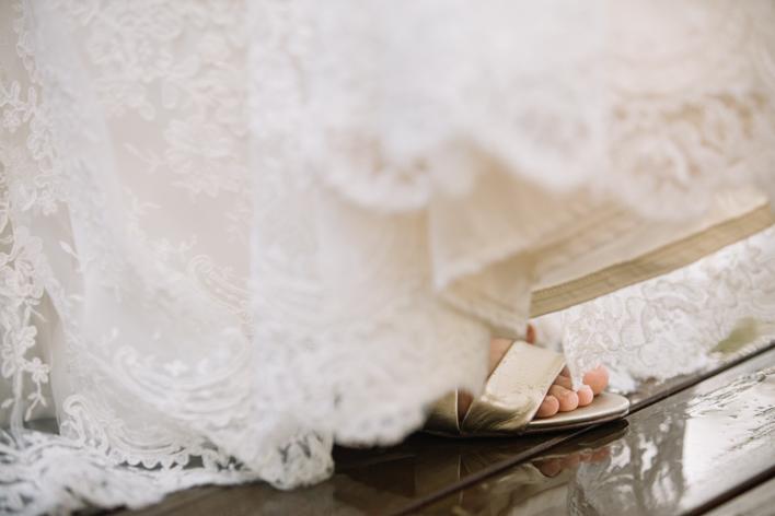 Noosa Botanic Gardens Wedding - Destination Sunshine Coast, Brisbane, Queensland, Australian Elopement Photographers