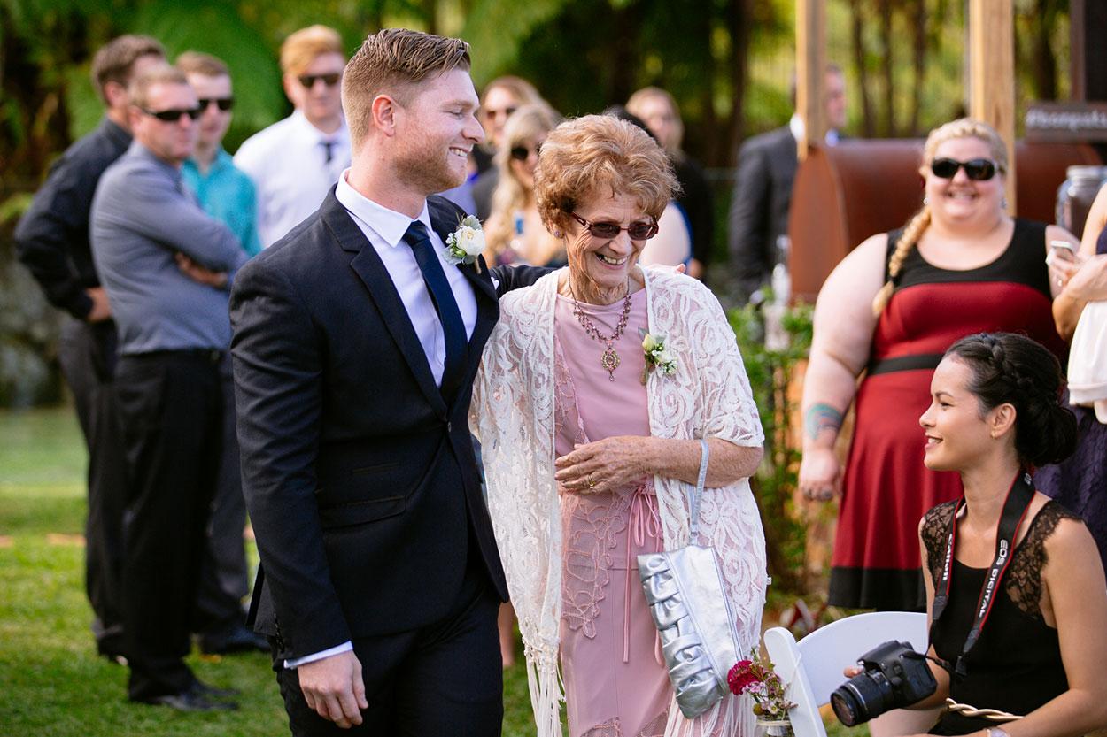 Byron Bay Hinterland Wedding - Destination Sunshine Coast, Australian Elopement Photographer