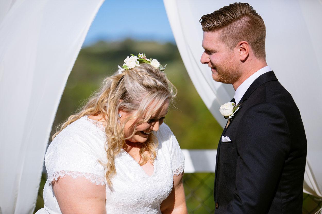 Bangalow, Byron Bay Hinterland Wedding - Flaxton, Australian Destination Photographers