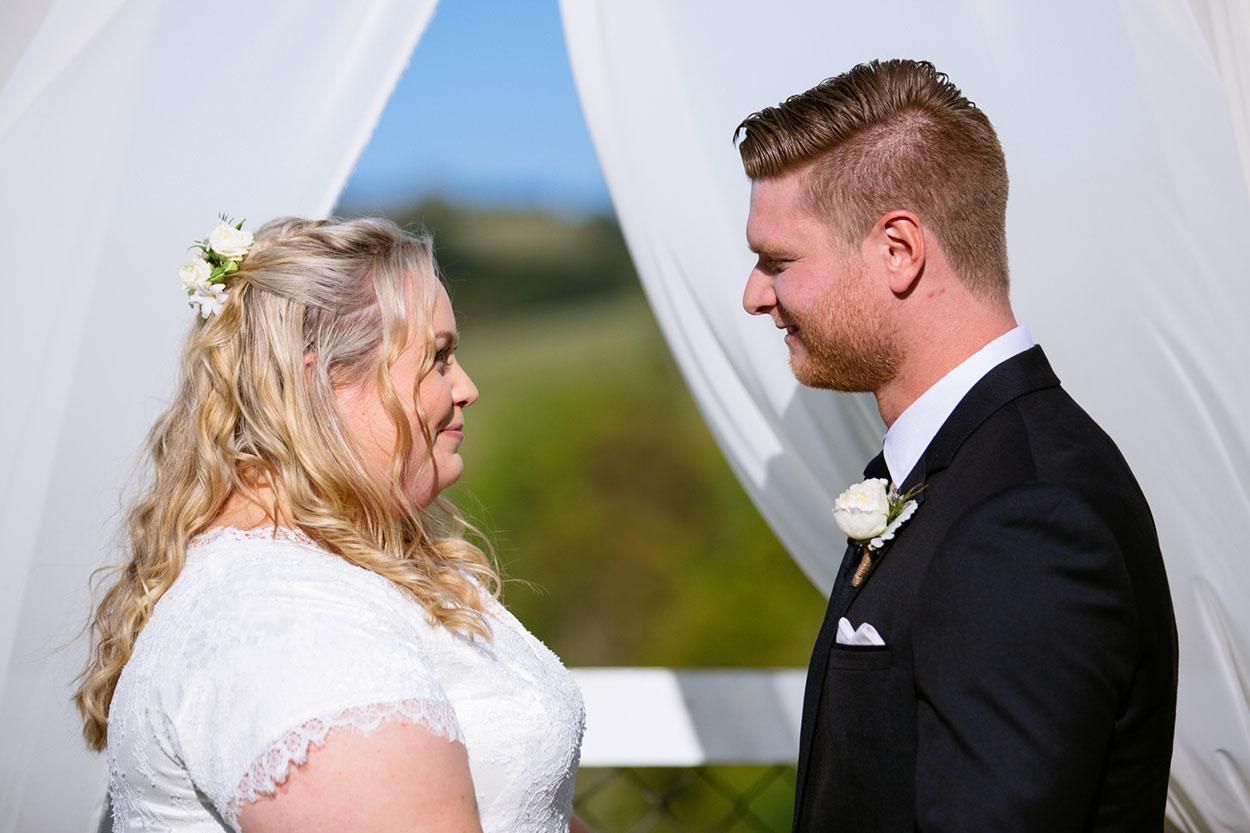 Country Bangalow Wedding Elopement - Destination Byron Bay Homestead Farm, Australian