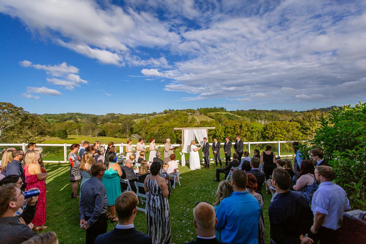 Sunshine Coast, Brisbane, Australian Photographers - Maleny, Queensland Hinterland Pre Wedding Elopement