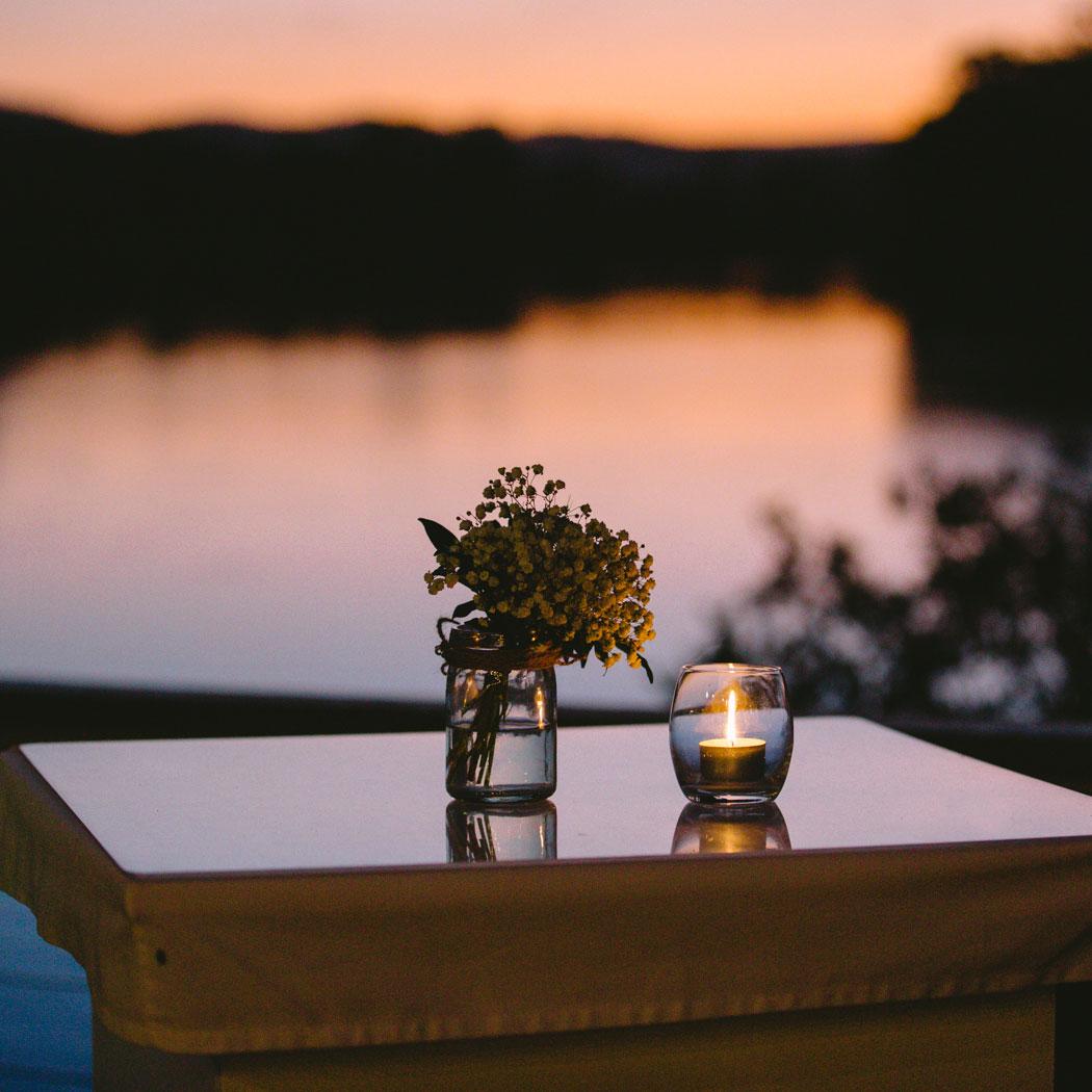 Noosa River Elopement Wedding - Sunshine Coast, Australian Destination Photographer