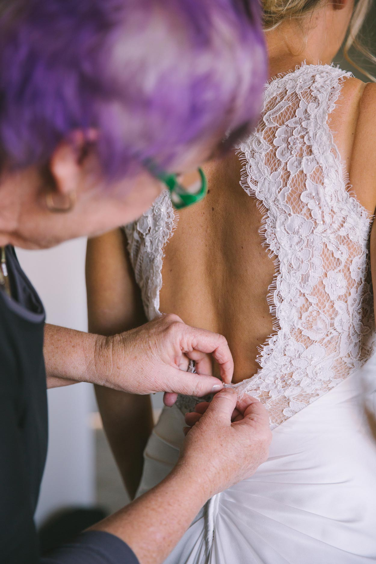 Getting Ready, Coolum Beach Wedding - Sunshine Coast Photographers