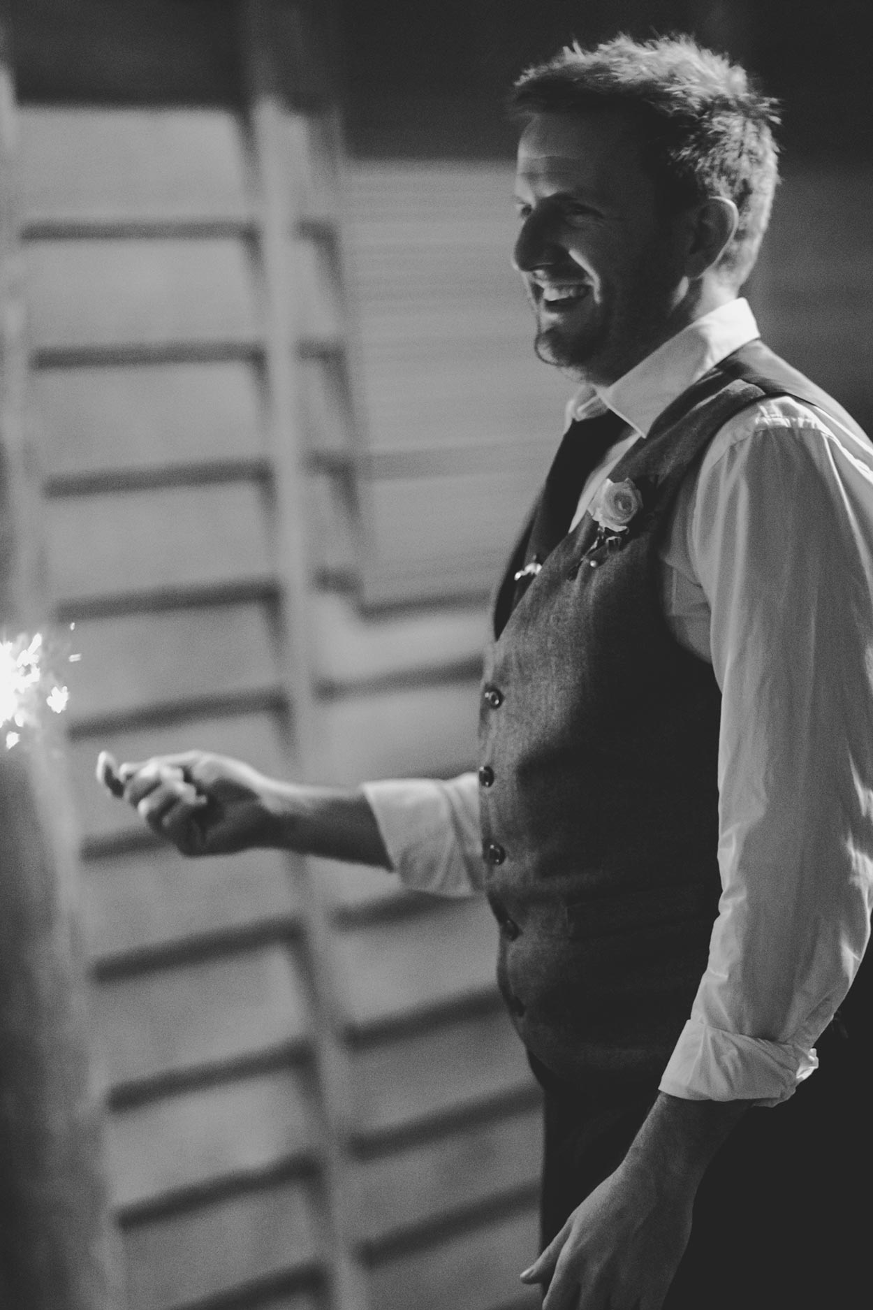 Sparklers, Destination Noosa Wedding Reception - Yandina, Sunshine Coast, Australian Elopement Photographers