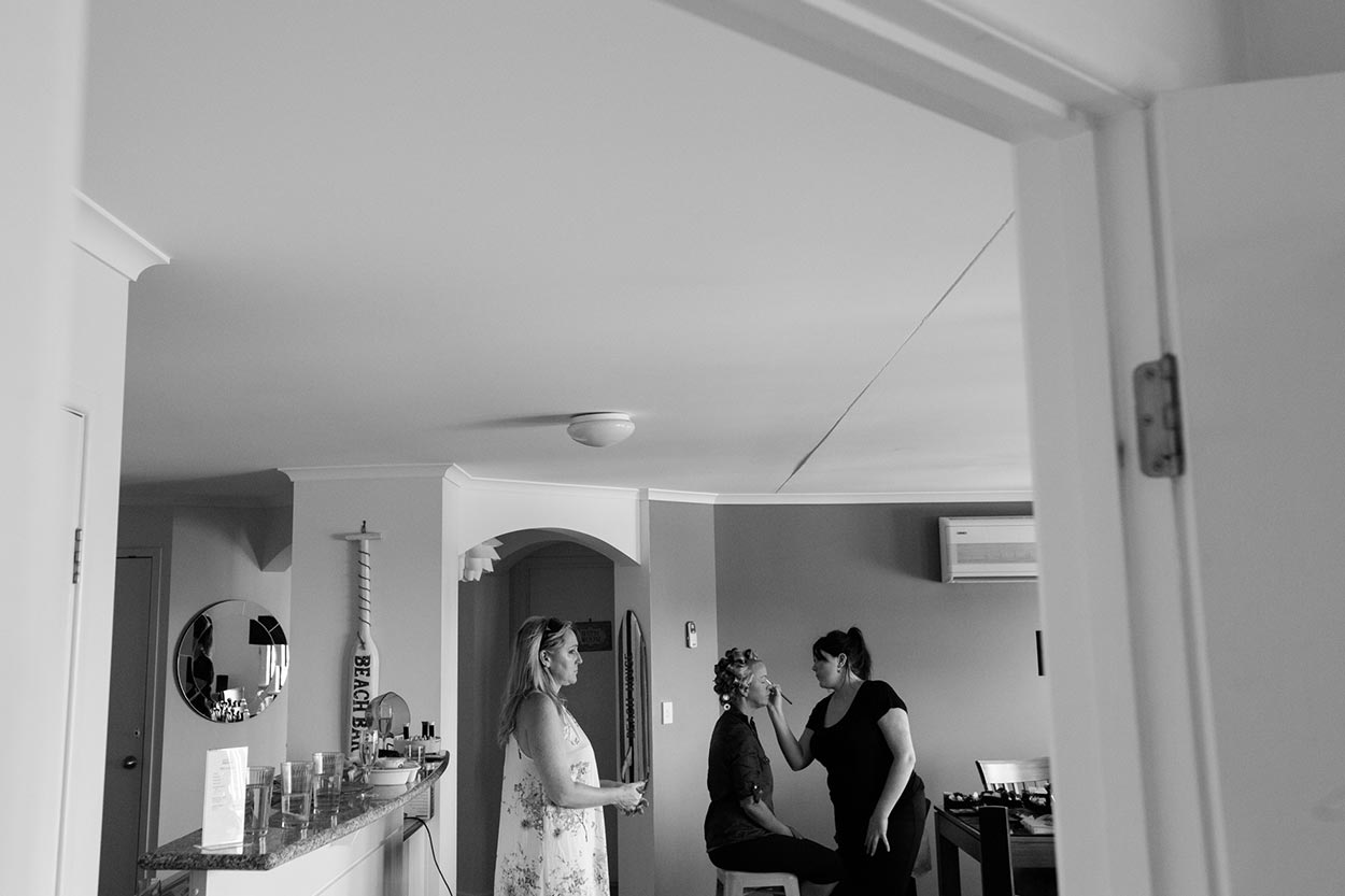 Point Arkwright, Queensland Destination Wedding - Sunshine Coast, Australian Photographer
