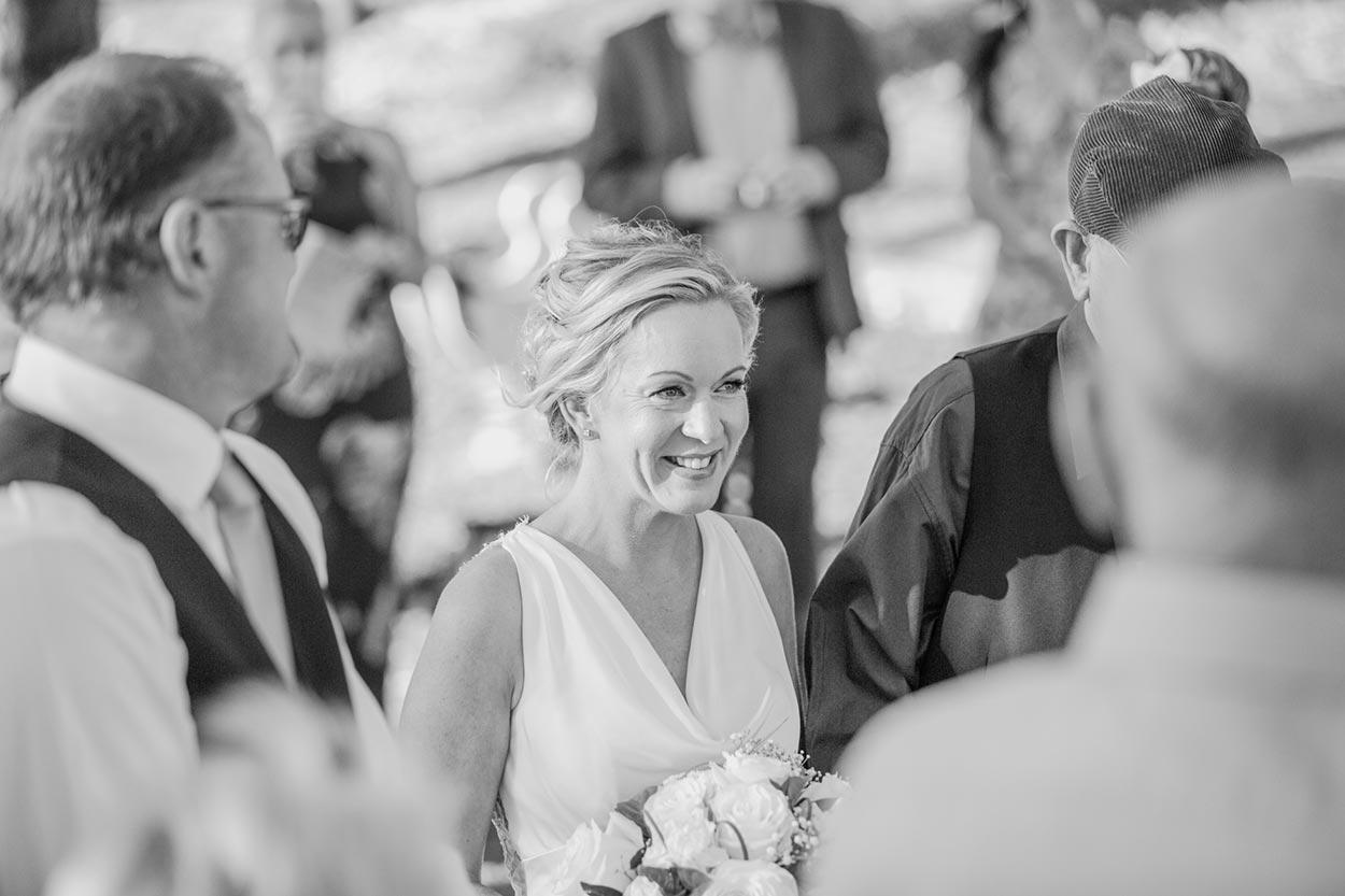 Walking down the Isle, Destination Elopement - Noosa, Sunshine Coast, Australian Wedding Photographers