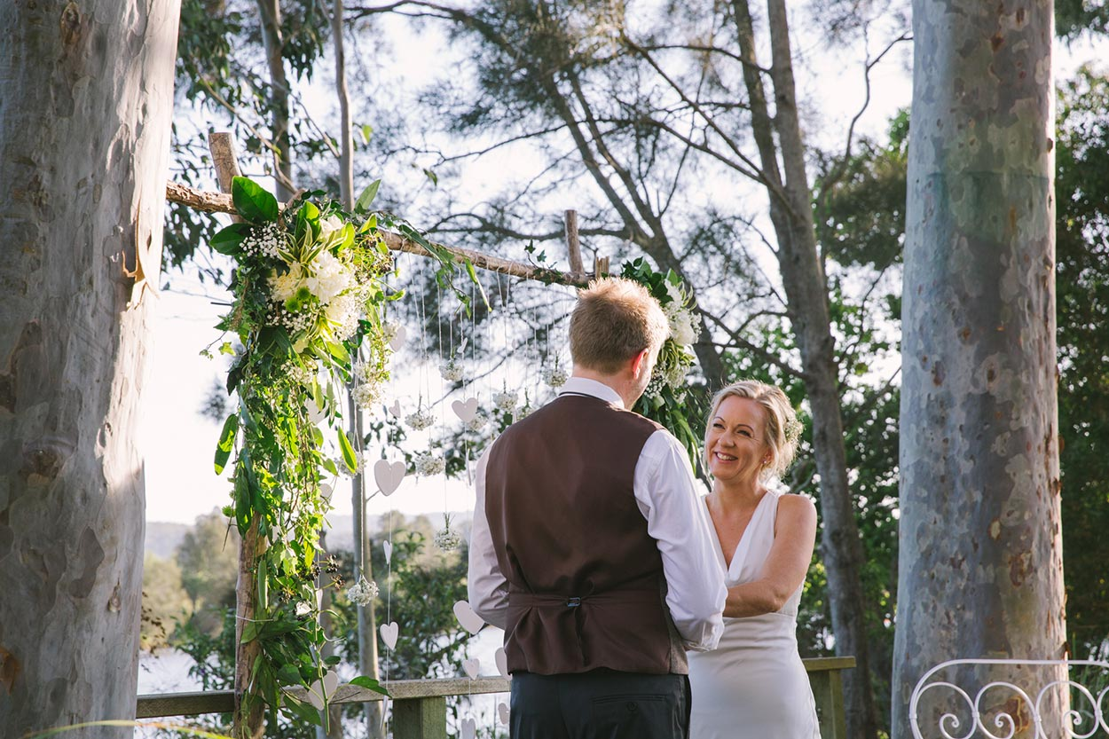 American Destination Wedding Elopement - Sunshine Coast, Queensland, Australian Photographer