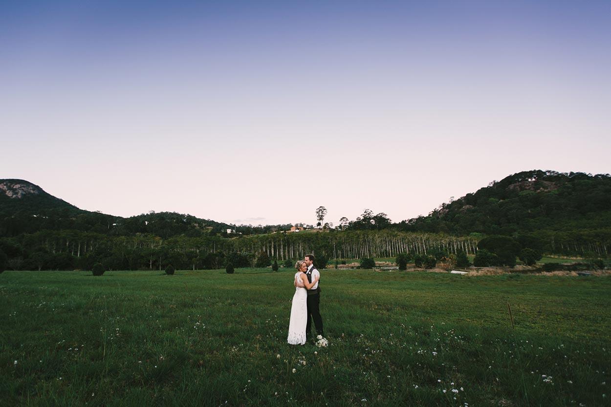Noosa, Sunshine Coast - Australian Wedding Photography