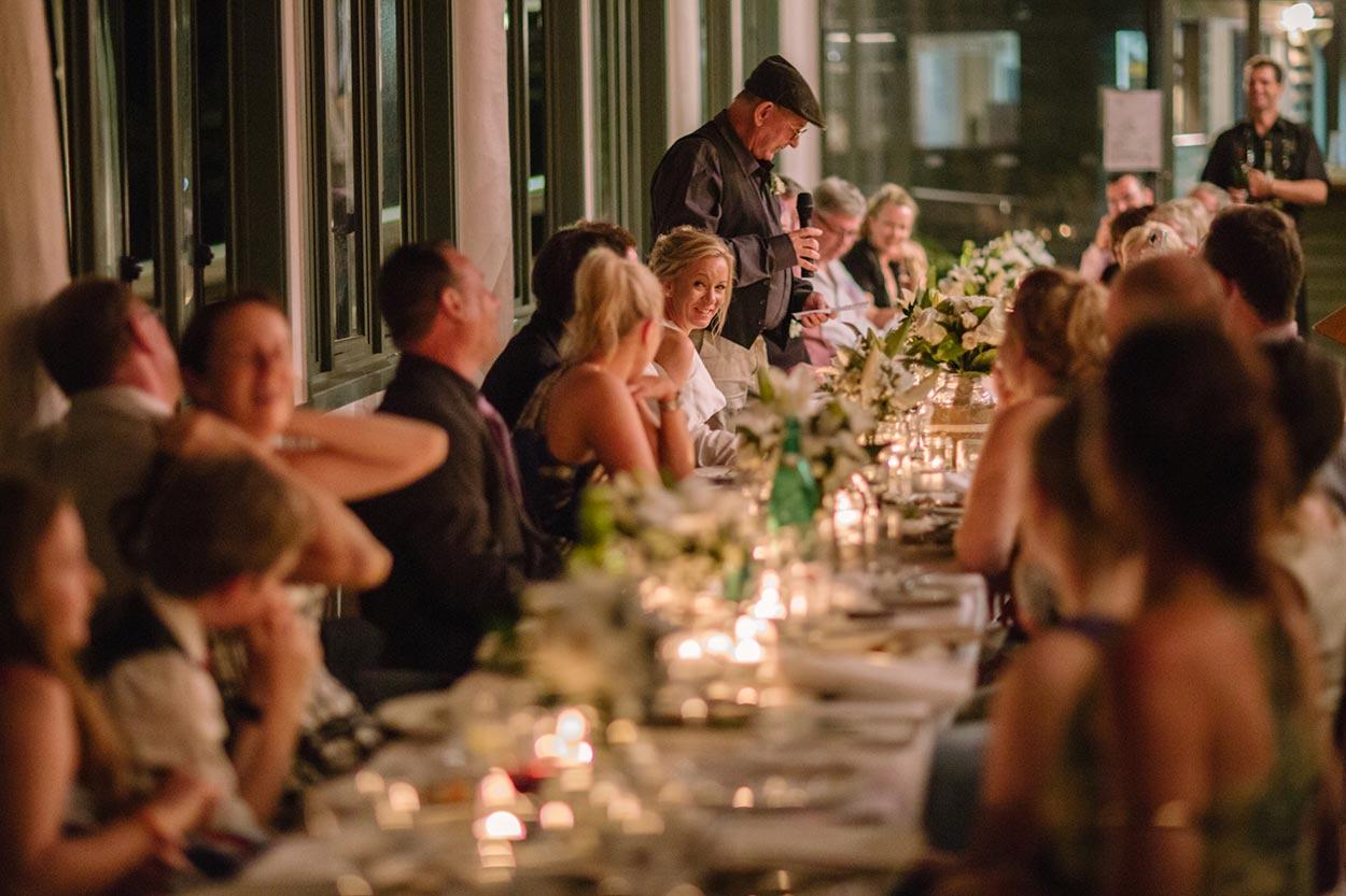 Yandina Wedding Speeches - Sunshine Coast, Australian Photographer