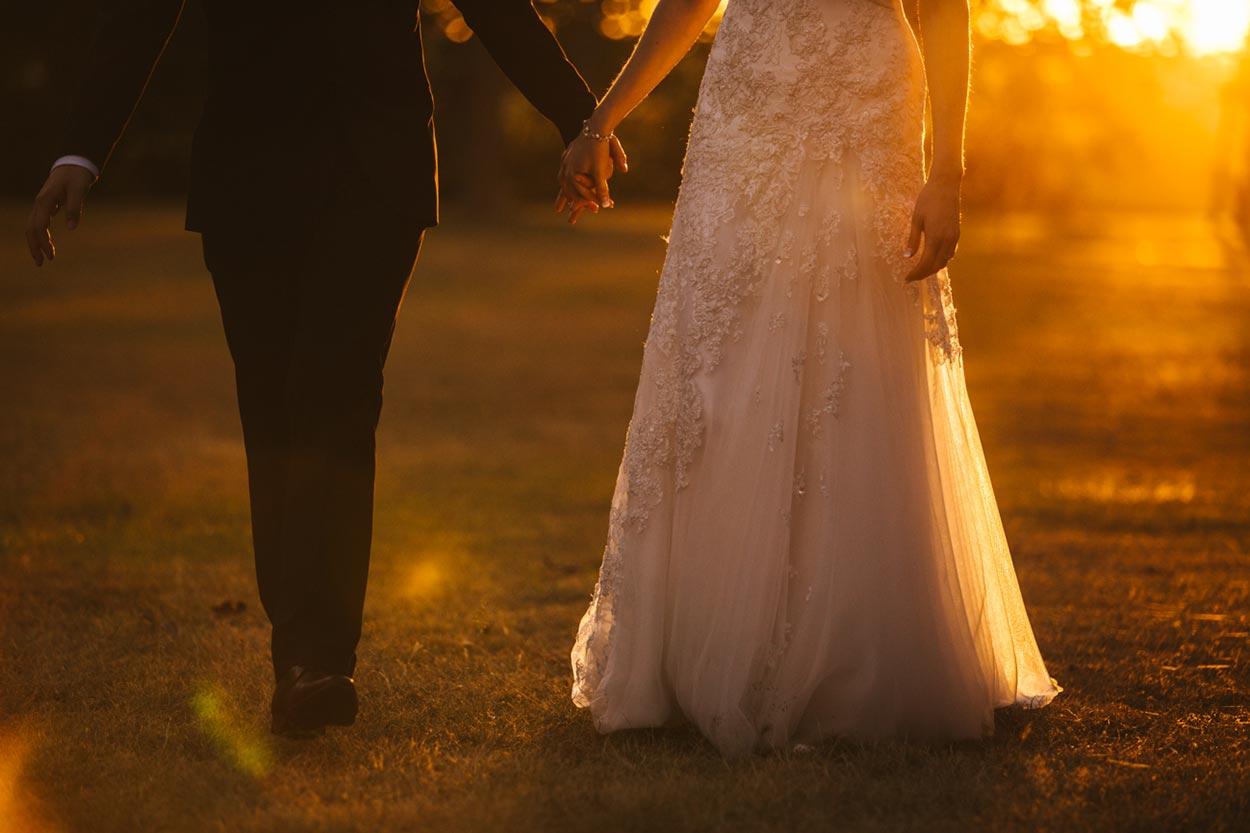 Gold Coast Sunset Wedding - Australian Destination Wedding Photographer