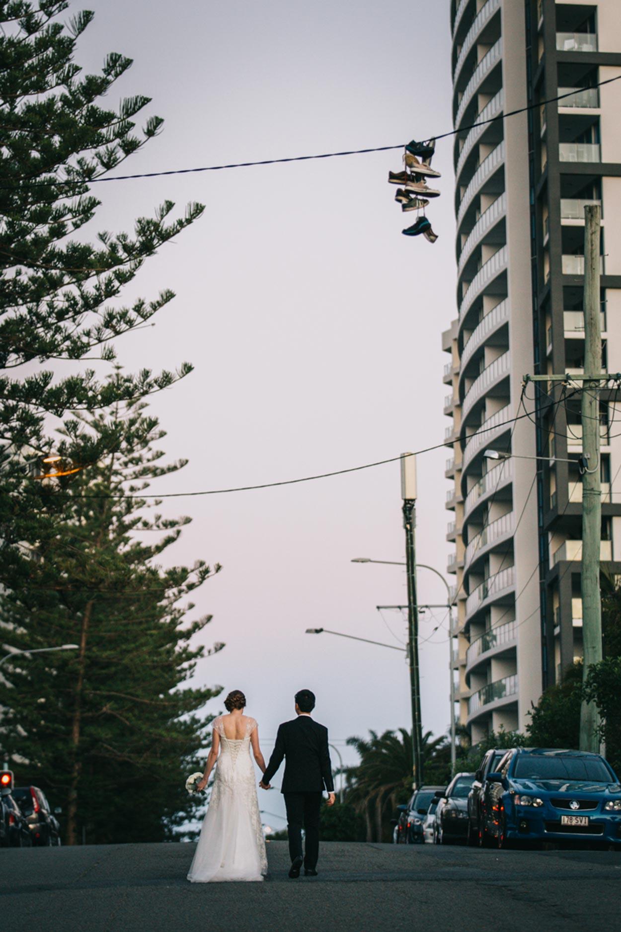 Surfers Paradise Ceremony - Australian Destination Wedding Photographer