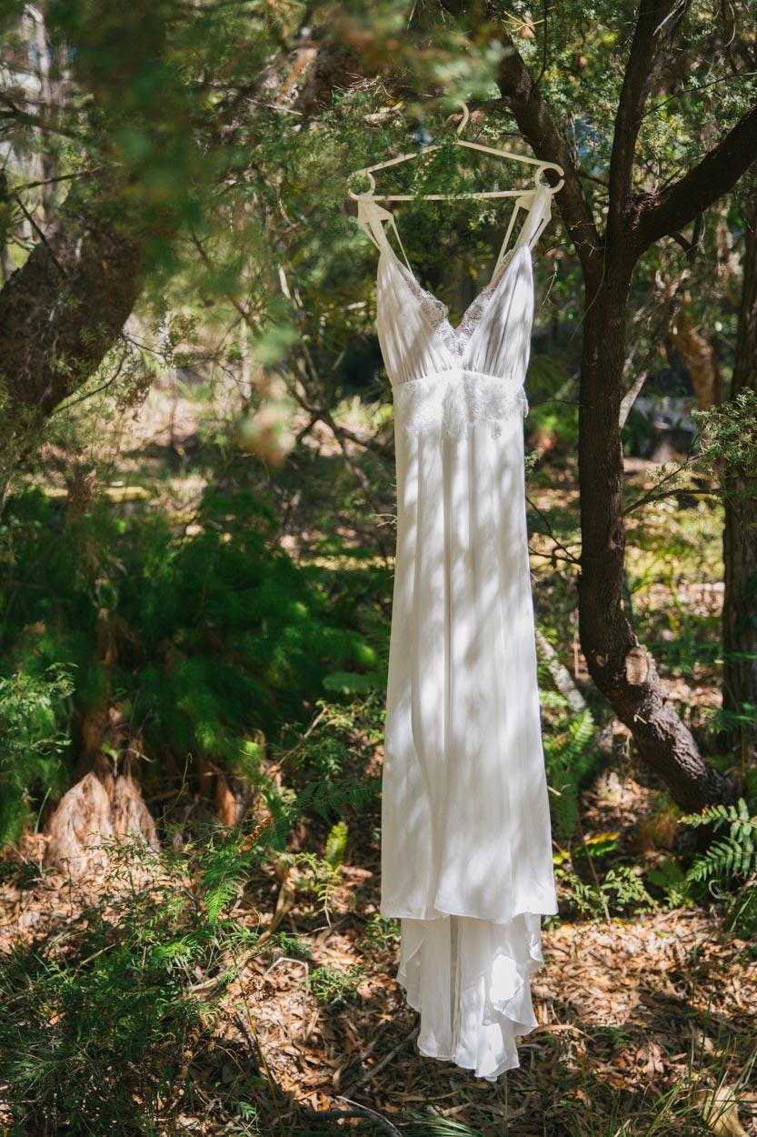 Designer Wedding Dress - Sunshine Coast Photographer