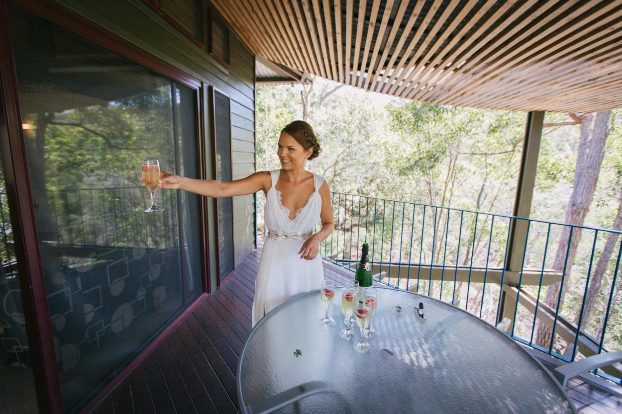 Eco Friendly Wedding - Sunshine Coast Photojournalistic Photographers