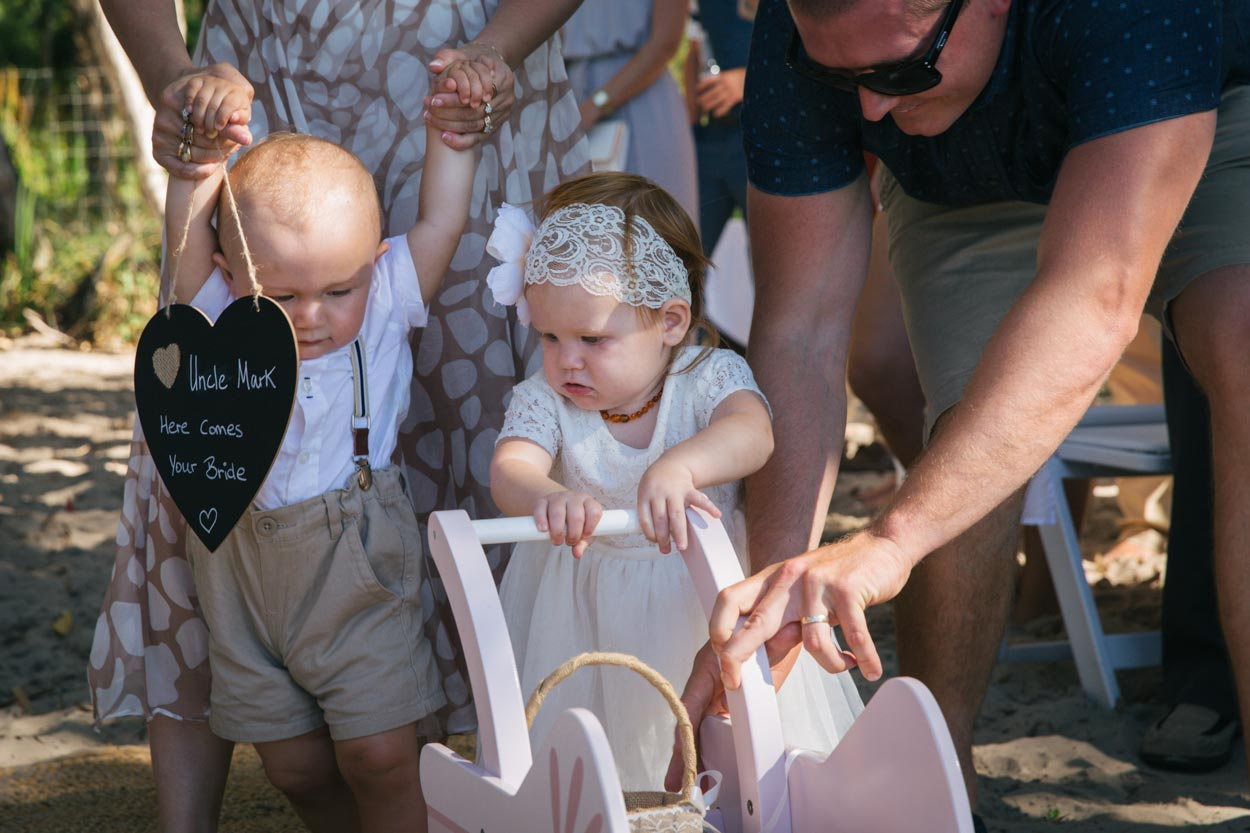 Newborn and Family Photographers - Sunshine Coast Weddings