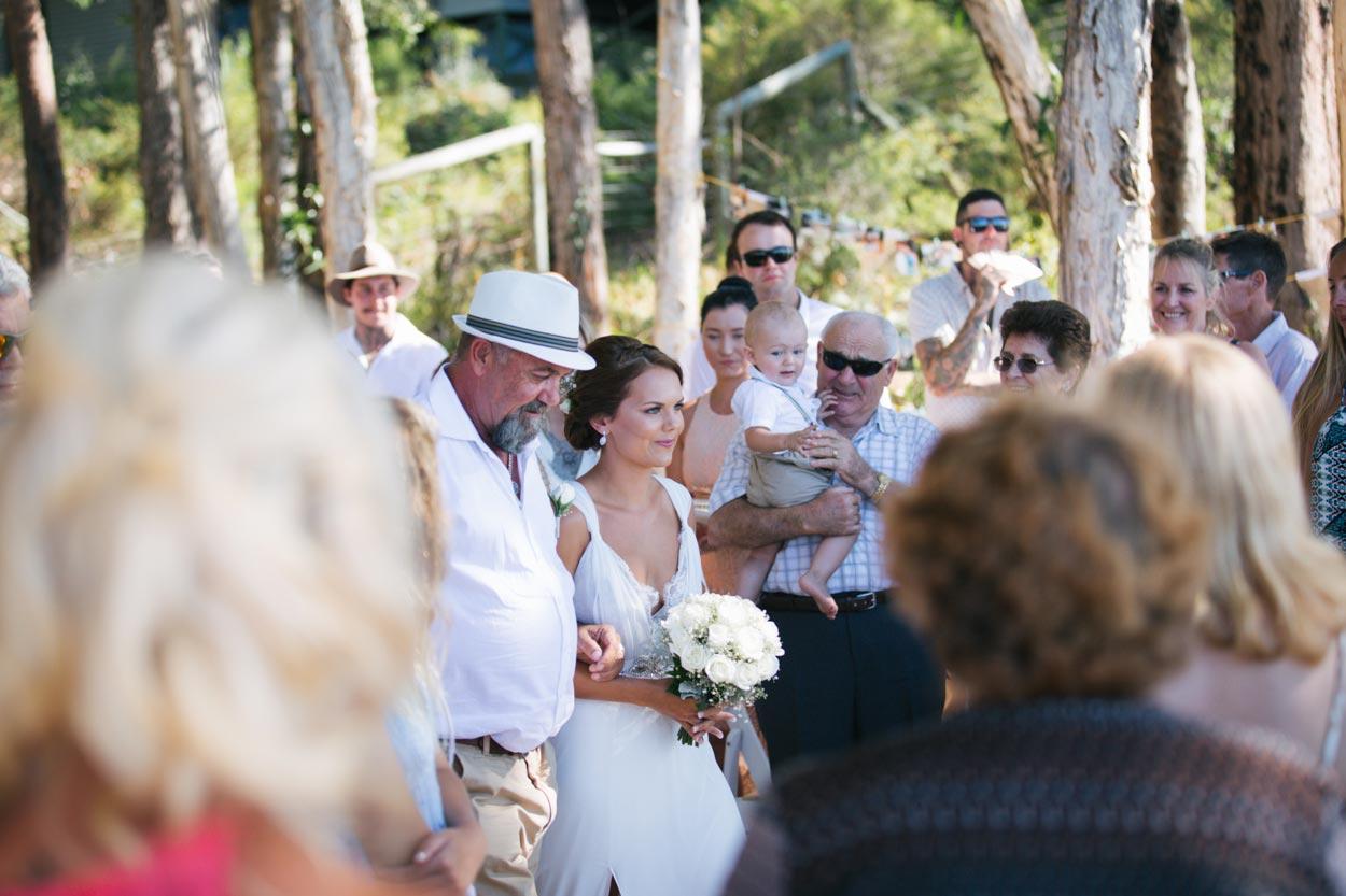 Eco Friendly Wedding Isle - Fraser Island, Queensland, Australian